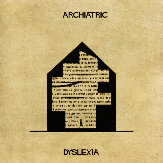 Federico Babina - Archiatric, Dyslexia