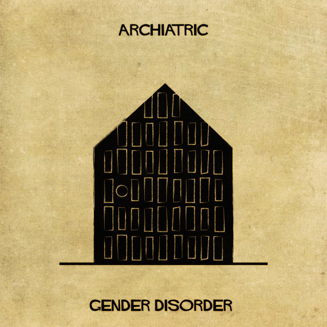 Federico Babina - Archiatric, Gender disorder