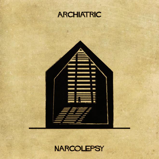 Federico Babina - Archiatric, Narcolepsy