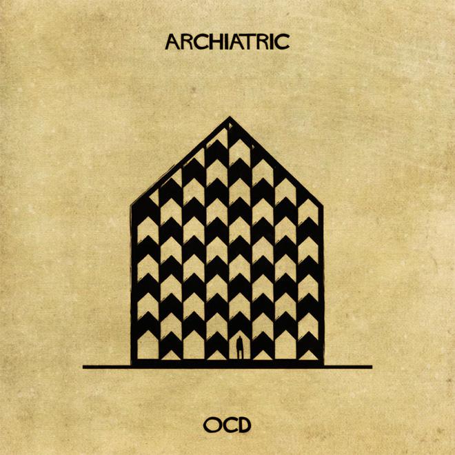 Federico Babina - Archiatric, OCD