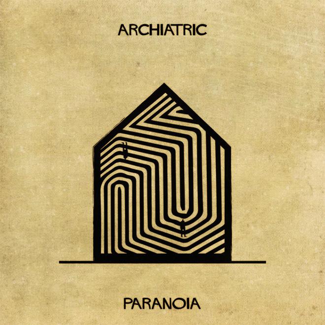 Federico Babina - Archiatric, Paranoia