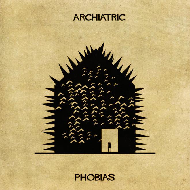 Federico Babina - Archiatric, Phobias