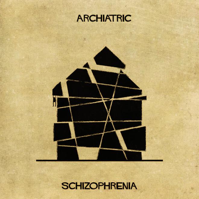 Federico Babina - Archiatric, Schizophrenia
