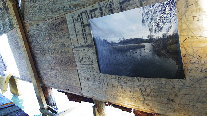 Maess Anand - Biennale de La Biche, 2017