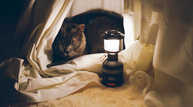 Project Lunar - The Ultimate multifunctional lifestyle lantern