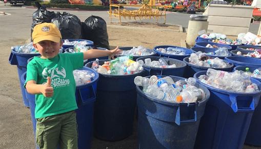 Ryan Hickman - Non è mai troppo tardi per riciclare