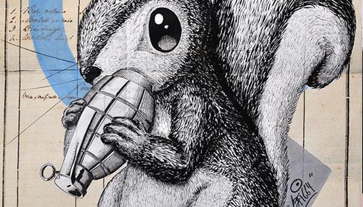 Alessio Bolognesi - (R)EVOLVE(R), la natura si ribella