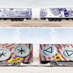 Truck art project – 5 nuovi artisti aderiscono al progetto