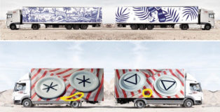 Truck art project - Projects by Sergio Mora & Anna Barriga