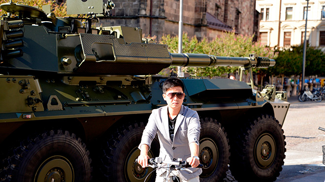 Rä di Martino - AuthenticNewsOfInvisibleThings (tank),2014
