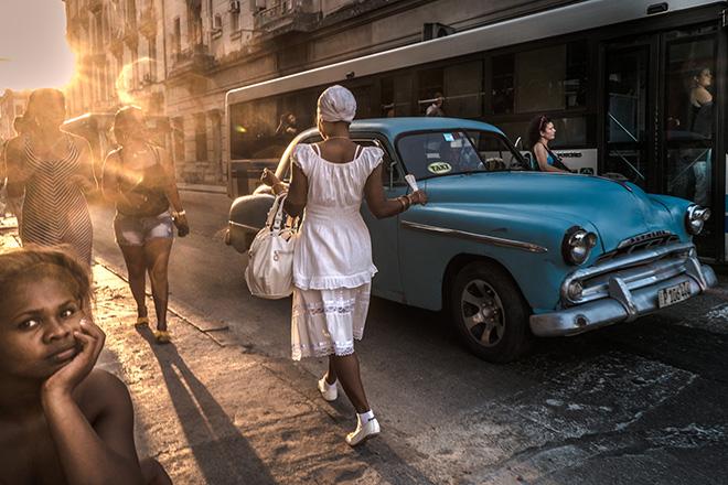 Mariagrazia Beruffi - Suspended Cuba