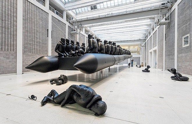 Ai Weiwei – Law of the Journey