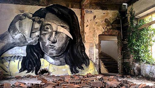 Carlos Atoche - L'antico sapore della street art