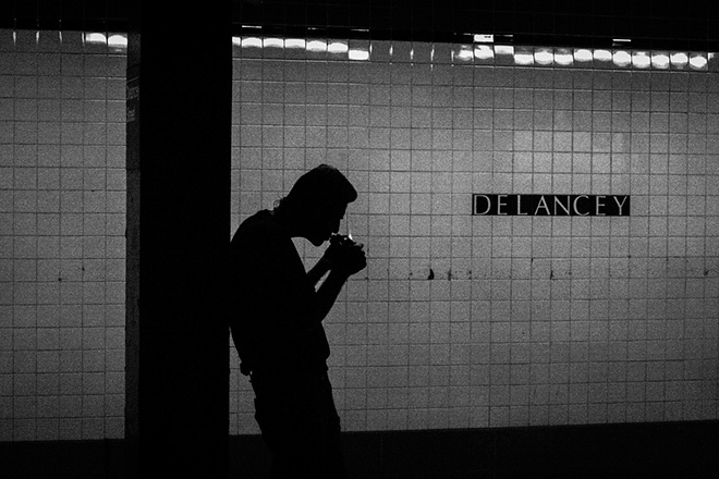 Daniel Arnold - Street photography, New York