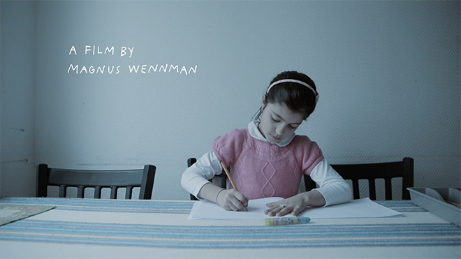 Magnus Wennman – Fatima's drawings