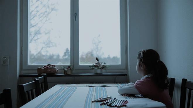 Fatima's drawings - A film by Magnus Wennman