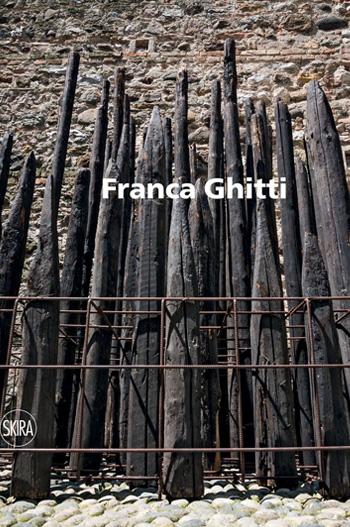Copertina volume Franca Ghitti - Skira editore