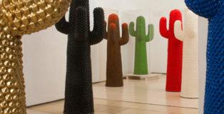 Franco Mello, Guido Drocco per Gufram Italia - Cactus, 1972. Fondazione Plart Napoli, 2017. Photo credit: Fabio Donato