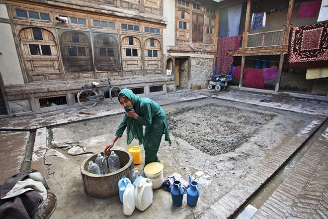 Ugo Panella - Afghanistan, Volti di Donne