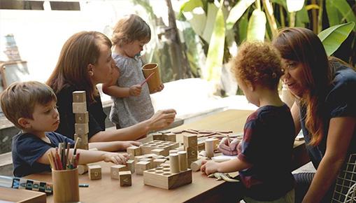 Sarmiento - Design creativo dal legno riciclato
