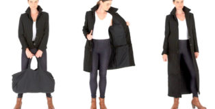 The Airport Jacket - La valigia indossabile