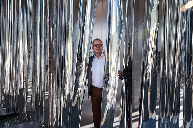 3M e Patricia Urquiola - A Capsule of Memorabilia, installazione Milano Design Week, 2017