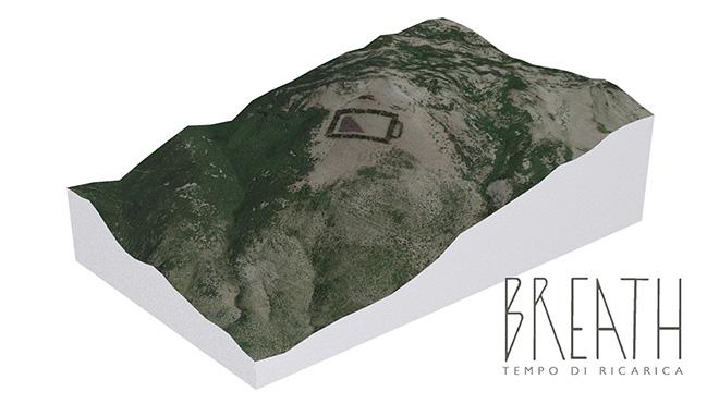 Breath project - Tempo di ricarica, elaborazione 3D