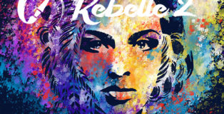 Rebelle 2 - Colorful by Peter Blaskovic
