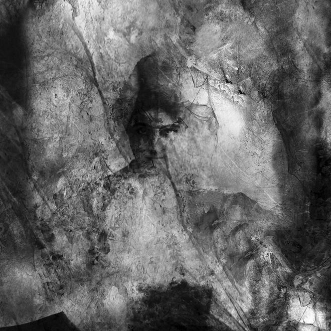 Giorgio Bormida - VIXI #1, 2015, stampa su carta HahnemÅhle montata su dibond, cm. 100x100