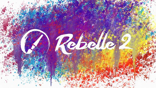 Rebelle 2 - La Rivoluzione dell'arte digitale