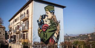 SOLO - Mural in Selci, (Rieti)