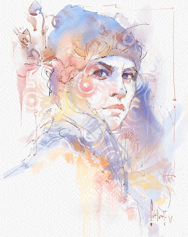 Rebelle 2 - Tim Shelbourne artwork
