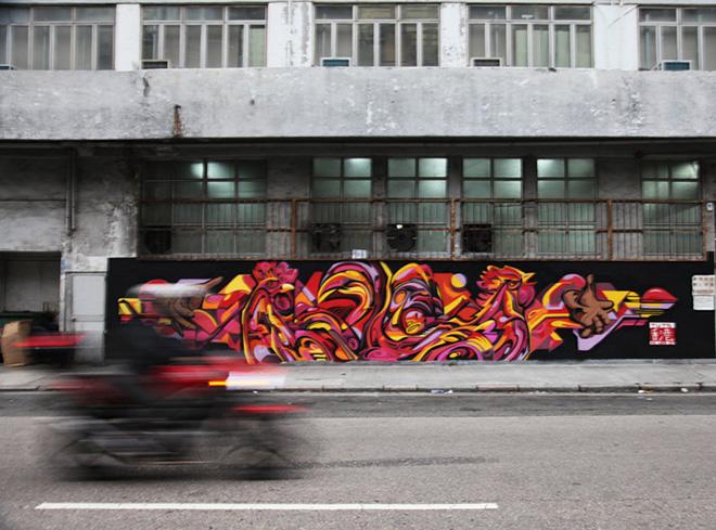 Tuts - HKwalls, Hong Kong, 2017. photo credit: ©Jaime Rojo