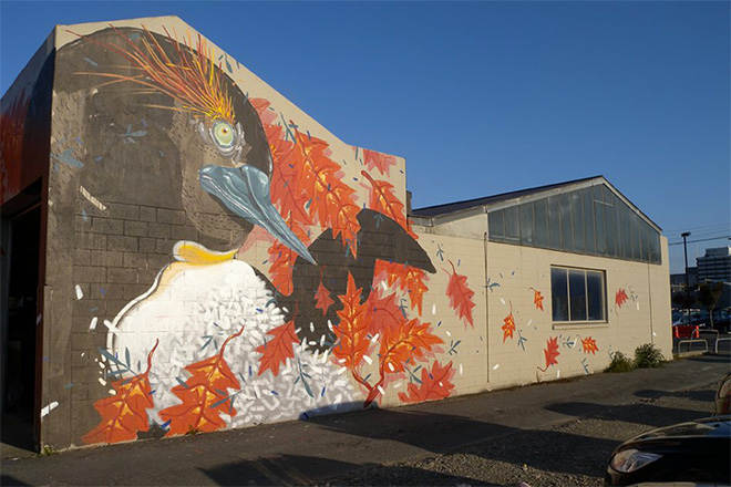 Hitnes - Christchurch, New Zealand, 2014