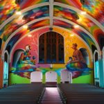 Okuda San Miguel – The International Church of Cannabis