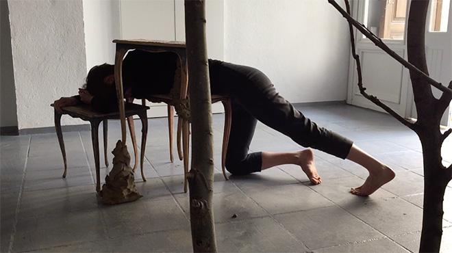 Robert Pettena - Performance Eroberung des Nutzlosen