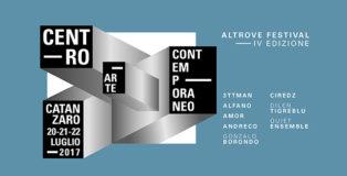 ALTROVE FESTIVAL - IV Edizione, Catanzaro