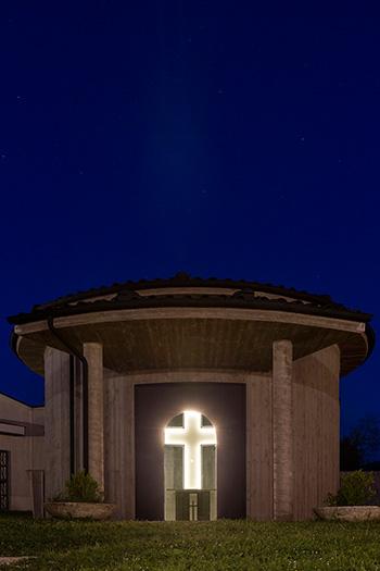 Gonzalo Borondo - Cenere, Cimitero di Selci. photo credit: Blind Eye Factory
