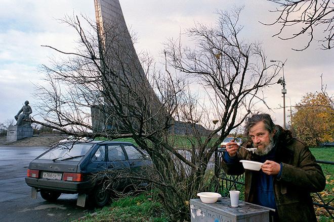 Mauro Galligani - Russia, 2006