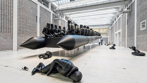 Ai Weiwei - Law of the Journey