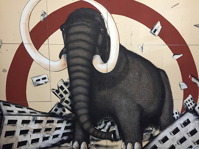 Alessio Bolognesi - Mammoth, (R)EVOLVE(R)