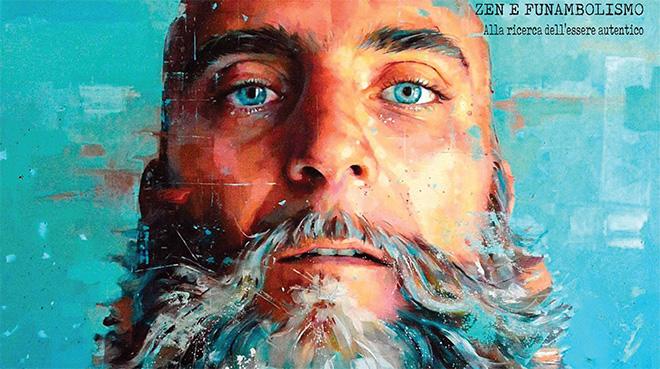 Andrea Loreni - Portrait by Silvio Porzionato
