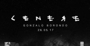 Gonzalo Borondo - Cenere