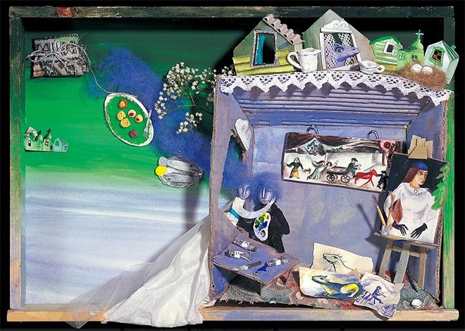 Bimba Landmann -  Come sono diventato Marc Chagall