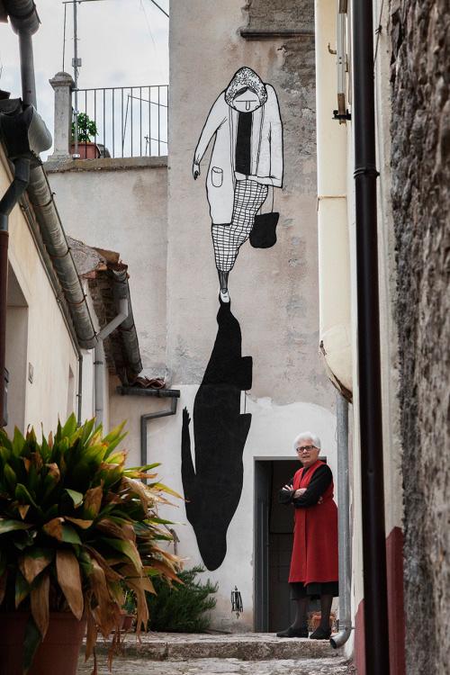 Alex Senna - CVTà Street Fest 2017, Civitacampomarano, Molise. photo credit: Alessia Di Risio