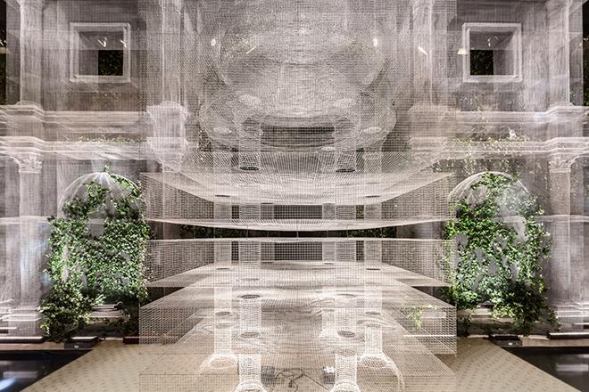 Edoardo Tresoldi - Abu Dhabi, DesignLab Experience