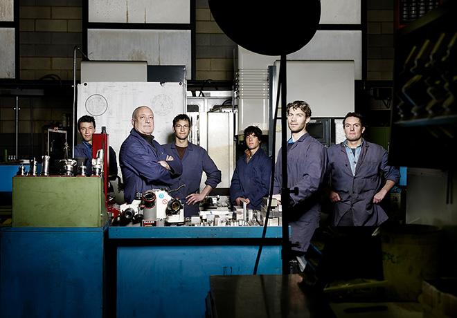 Gianni Canali - Imprenditori che lavorano. Dentro i capannoni: le persone, i gesti, le parole
