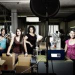 Gianni Canali – Imprenditori che lavorano. Dentro i capannoni: le persone, i gesti, le parole