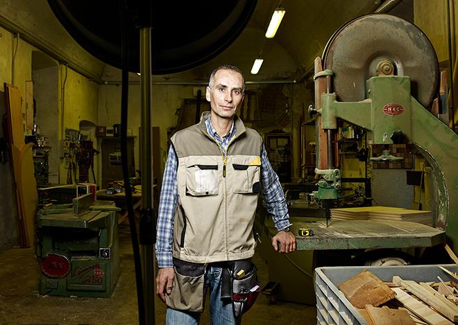 Gianni Canali - Imprenditori che lavorano. Dentro i capannoni: le persone, i gesti, le parol