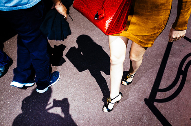 Jonatha Borzicchi - At the vanity fair (Series). Fine Art photographer of the year (professional), 1ST PLACE WINNER: (Street photography)